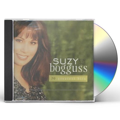 Suzy Bogguss 20 GREATEST HITS CD