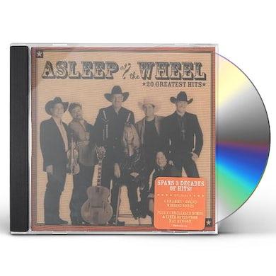 Asleep At The Wheel 20 GREATEST HITS CD