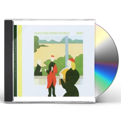 Brian Eno ANOTHER GREEN WORLD CD