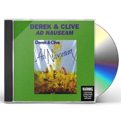 Derek & Clive AD NAUSEAM CD