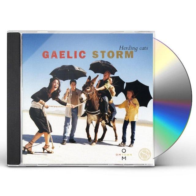 Gaelic Storm HERDING CATS CD