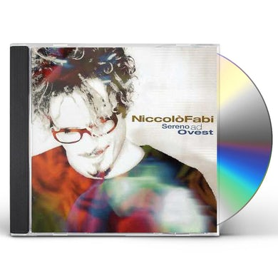 Niccolo Fabi SERENO AD OVEST CD