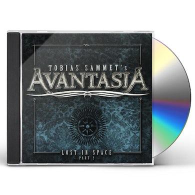 Avantasia LOS IN SPACE 2 CD