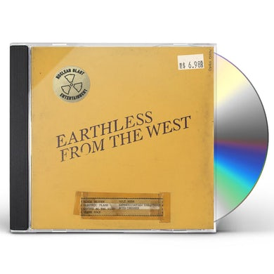 Earthless FROM THE WEST CD