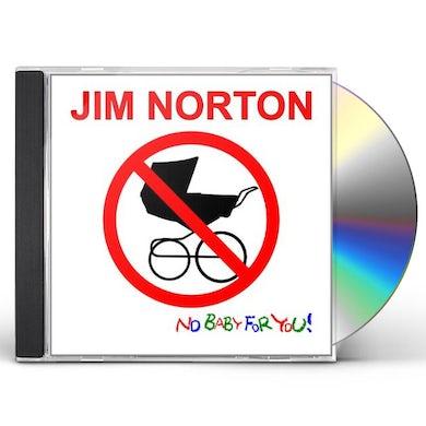 Jim Norton NO BABY FOR YOU CD