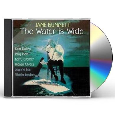 Jane Bunnett WATER IS WIDE CD