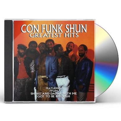 Con Funk Shun GREATEST HITS CD