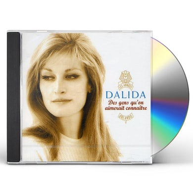Dalida VOLUME 3 CD