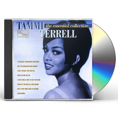 Tammi Terrell ESSENTIAL COLLECTION CD