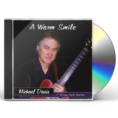 Michael Davis WARM SMILE CD