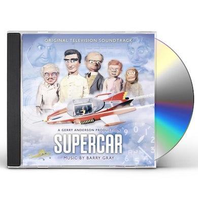 Barry Gray SUPERCAR / Original Soundtrack CD