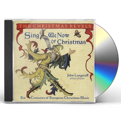 Revels SING WE NOW OF CHRISTMAS CD