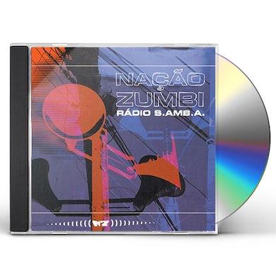 Nacao Zumbi RADIO S.AMBA.A CD