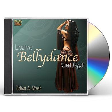 Emad Sayyah LEBANESE BELLYDANCE: RAKSAD AL AFRAAH CD