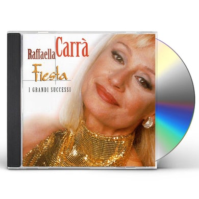 Raffaella Carra FIESTA CD