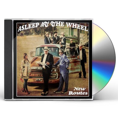 Asleep At The Wheel NEW ROUTES CD
