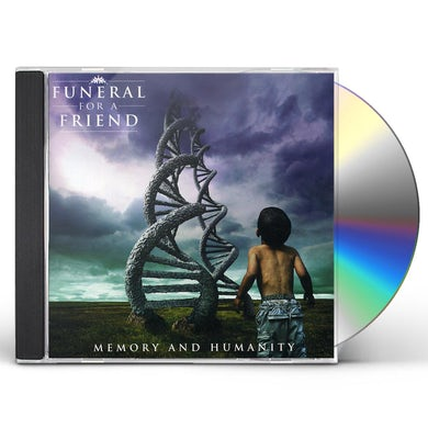 Funeral For A Friend MEMORY & HUMANITY CD