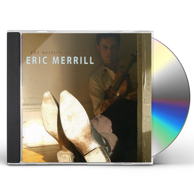 Eric Merrill WESTERN STAR CD