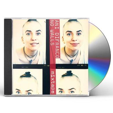 Ani Difranco No Walls Mixtape CD