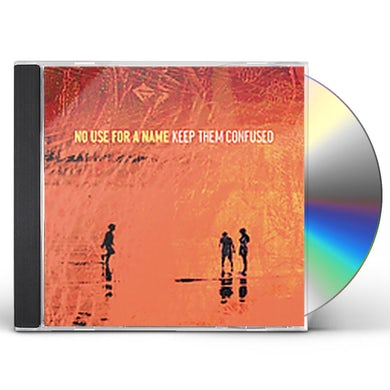 No Use For A Name KEEP THEM CONFUSED CD