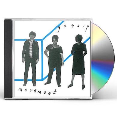 Gossip MOVEMENT CD