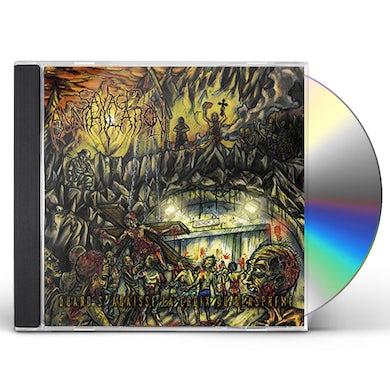 Savage Annihilation QUAND S'ABAISSE LA CROIX DU BLASPHEME CD