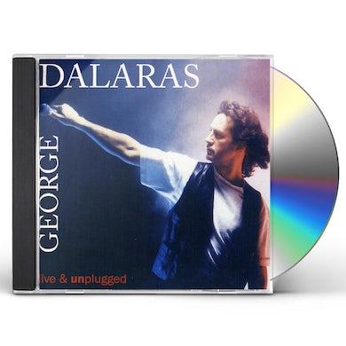 George Dalaras LIVE & UNPLUGGED CD