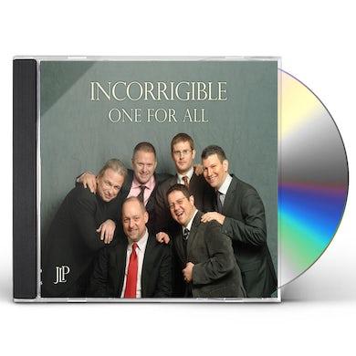 INCORRIGIBLE CD