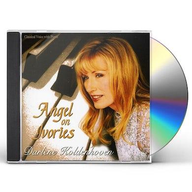 Darlene Koldenhoven ANGEL ON IVORIES CD