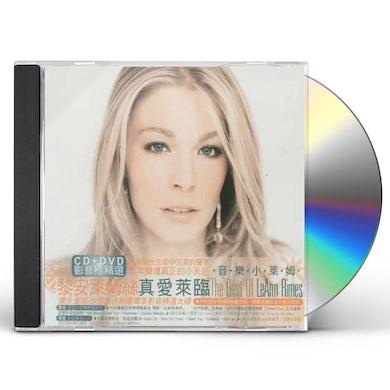 BEST OF LEANN RIMES CD