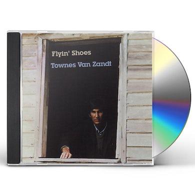 Townes Van Zandt Flyin' Shoes CD