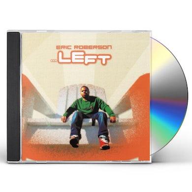 Eric Roberson LEFT CD