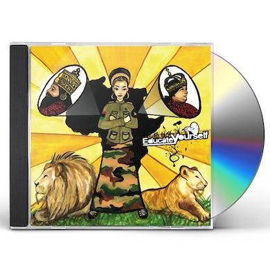 Alika EDUCATE YOURSELF CD