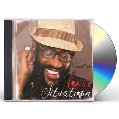 Tarrus Riley LOVE SITUATION CD