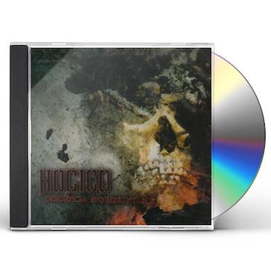 Hocico DISIDENCIA INQUEBRANTABLE CD
