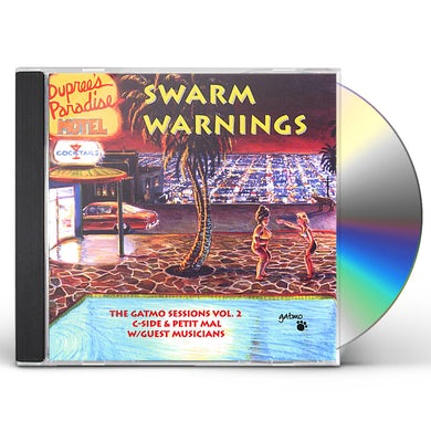 GATMO SWARM WARNINGS CD