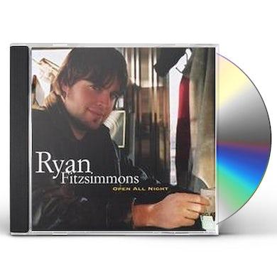 Ryan Fitzsimmons OPEN ALL NIGHT CD