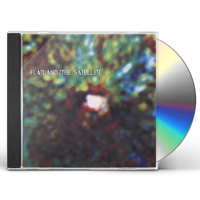flatline SATELLITE CD