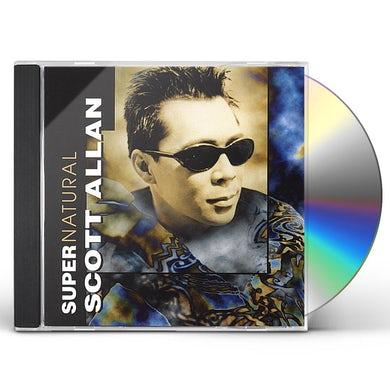 Scott Katsura SUPERNATURAL CD