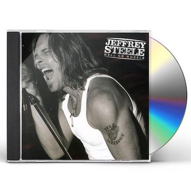 Jeffrey Steele HELL ON WHEELS CD