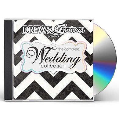 Drew's Famous WEDDING COLLECTION CD