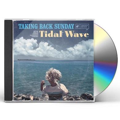 Taking Back Sunday TIDAL WAVE CD