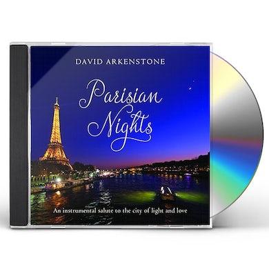 David Arkenstone PARISIAN NIGHTS CD