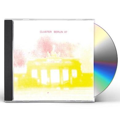 Cluster BERLIN 07 CD