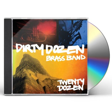 Dirty Dozen Brass Band TWENTY DOZEN CD