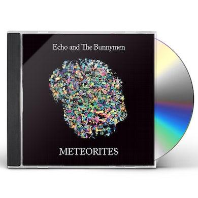 Echo & the Bunnymen METEORITES CD