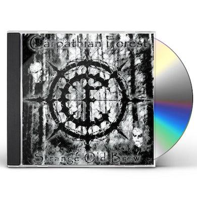 Carpathian Forest STRANGE OLD BREW CD