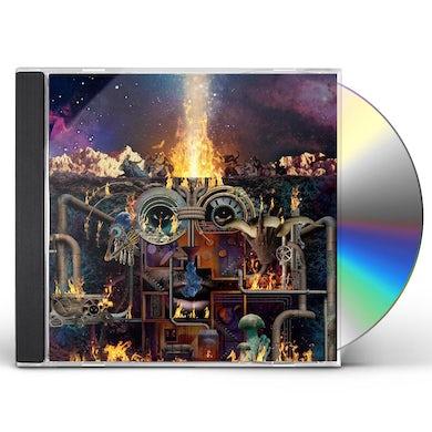 Flying Lotus FLAMAGRA CD