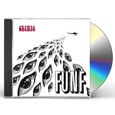 Clinic FUNF CD