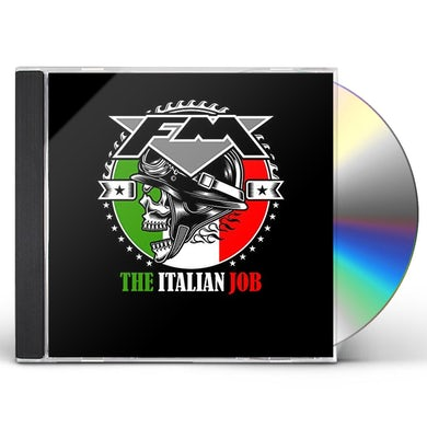FM  ITALIAN JOB (LIVE) CD